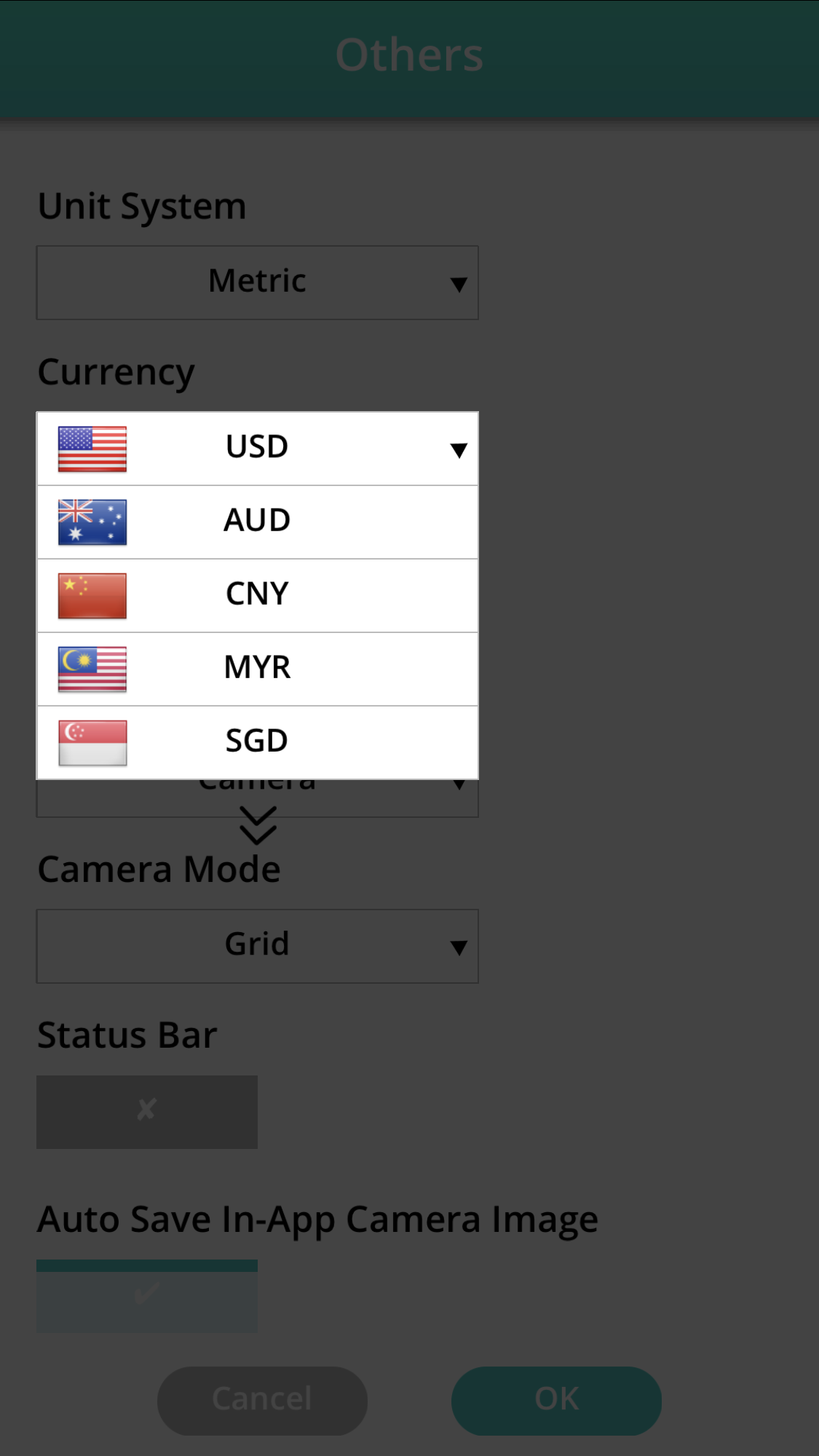 Multi Foreign Currency Shopping Price Comparison Main Currency